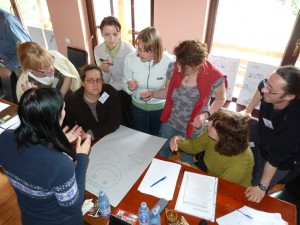 Training of volunteer coordinators 2011 © EUROPARC Deutschland